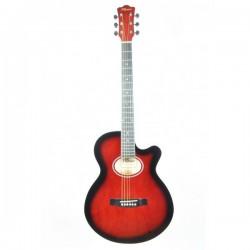 Chitara acustica Flame MJC 100 C