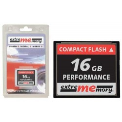 Compact - Flash 16GB PERFORMANCE