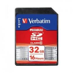 SD 32GB Memorie SDHC Verbatim
