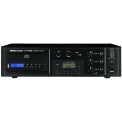 Amplificator cu Radio-CD 80W PA-890RCD MONACOR STAGE LINE