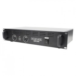 Amplificator 2*120W RMS KONIG PA-AMP2400