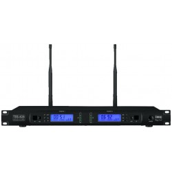 Receiver wireless 2 canale multifrecventa TXS-626 StageLine