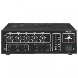 Amplificator 45W PA-888 MONACOR STAGE LINE