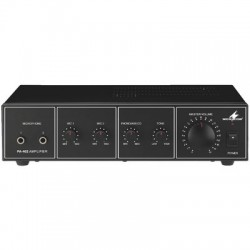 Amplificator 20W PA-402 MONACOR STAGE LINE