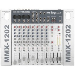 Mixer audio MMX-1202 STAGE LINE