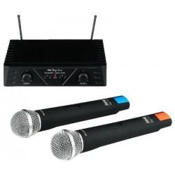 Set 2 microfoane wireless TXS-812SET Stage Line