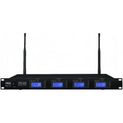 Receptor wireless 4 canale multifrecventa TXS-646