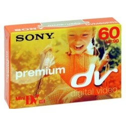 Caseta Mini DV Sony 60 Min