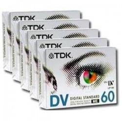 Caseta mini DV TDK