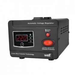 Regulator automat de tensiune cu releu - 1500VA