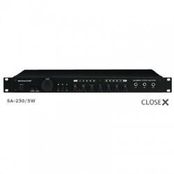 Amplificator karaoke 2x50W SA-230/SW STAGE LINE