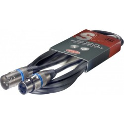 Cablu microfon STAGG SMC3