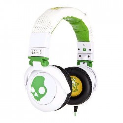 Skullcandy G.I. Shoe White Mic