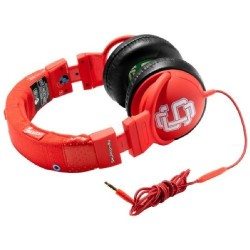 Skullcandy Hesh Red Mic