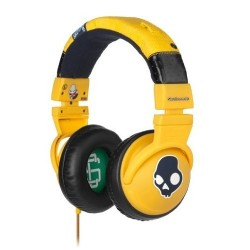 Skullcandy Hesh Yellow Mic