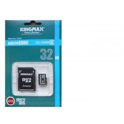 Kingmax MicroSDHC 8 GB Class 10