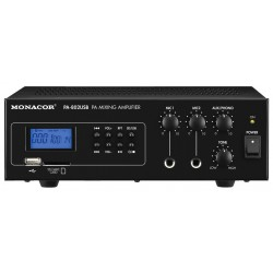 Amplificator 15W cu MP3 PA-802USB MONACOR STAGE LINE