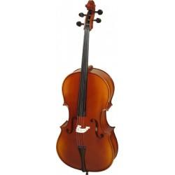 Violoncel Standard fata lemn 4/4 Hora Reghin