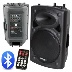 BOXA ACTIVA 15 inch/38 CM USB/MP3/BT TELECOMANDA SLK15ABT
