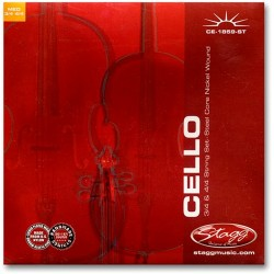 Set corzi violoncel Stagg