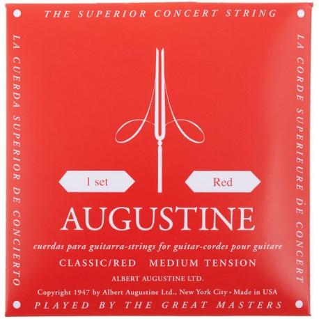 Augustine corzi chitara clasica concert RED