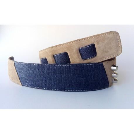 Curea IVANS Blue Jeans