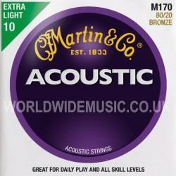 MARTIN ACUSTIC 10-47 EXTRA LIGHT