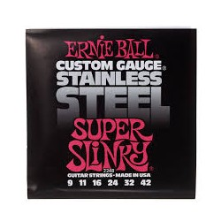 Ernie Ball 9 - 42 corzi chitara electrica